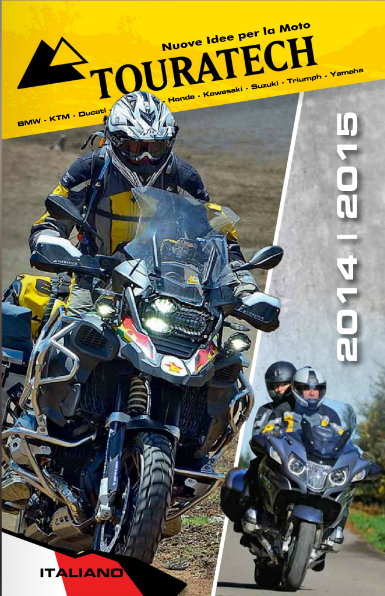 Touratech Catalog 2014